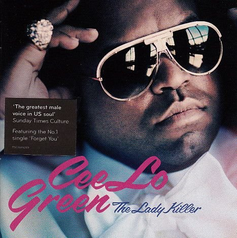 CD - Cee Lo Green ‎– The Lady Killer