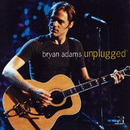CD - Bryan Adams ‎– Unplugged