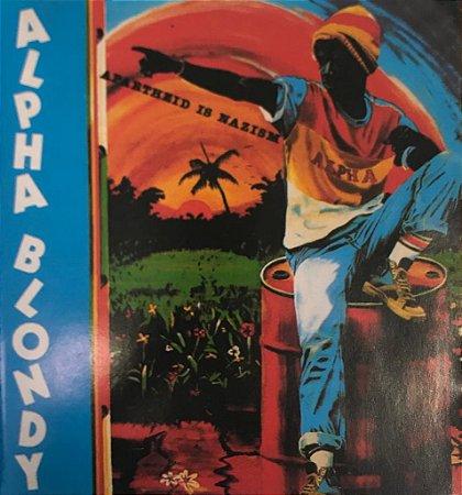 CD - Alpha Blondy - Alpha Blondy