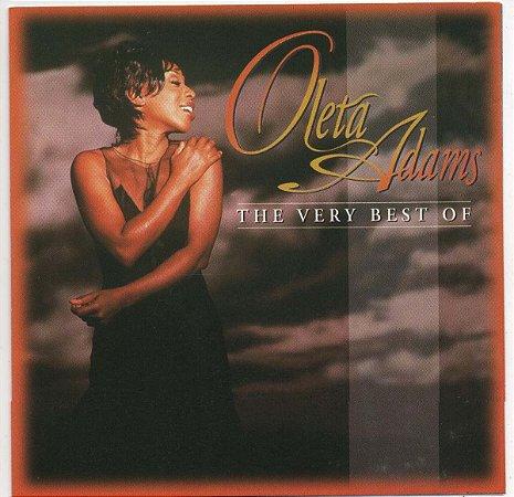 CD - Oleta Adams – The Very Best Of