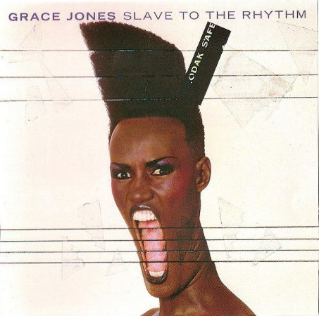 CD - Grace Jones – Slave To The Rhythm