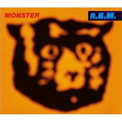 CD - R.E.M. – Monster - IMP GERMANY