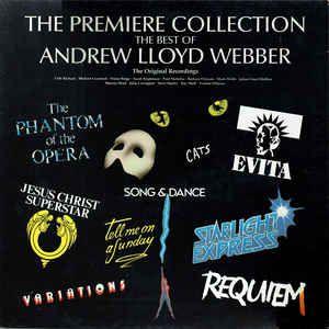CD - Various, Andrew Lloyd Webber – The Premiere Collection - The Best Of Andrew Lloyd Webber