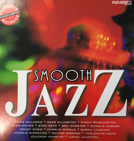 CD - Various ‎– Smooth Jazz