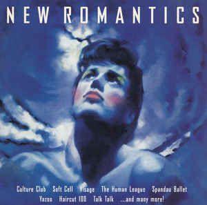 CD - New Romantics - IMP (Vários Artistas)