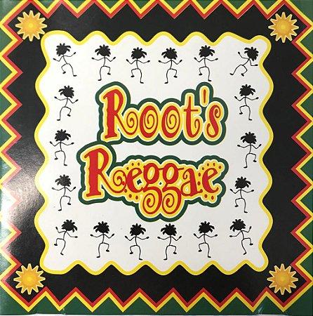 CD - Various – Roots Reggae