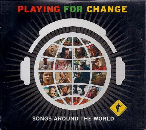 CD - Various – Playing For Change (Songs Around The World) - CD + DVD -  IMP