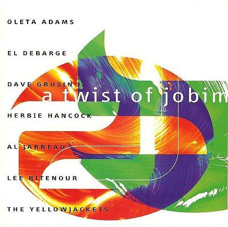 CD - Various – A Twist Of Jobim
