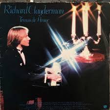 LP - Richard Clayderman – Temas De Amor
