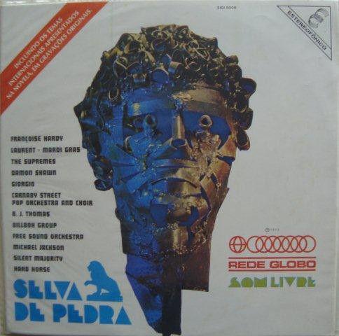 LP - Selva De Pedra Internacional (1972) (Novela Globo) (Vários Artistas)