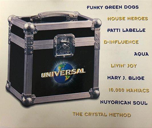 CD - Universal (Cd Promocional) (Vários Artistas)