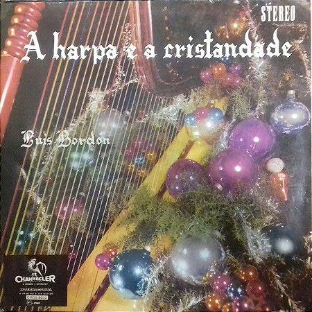 LP - Luis Bordón – A Harpa E A Cristandade