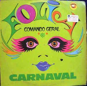 LP - Grupo Dos Foliões – Folia 77 Comando Geral