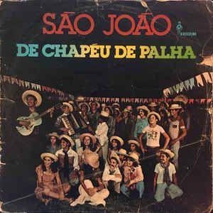 LP - São João De Chapéu De Palha (Vários Artistas)