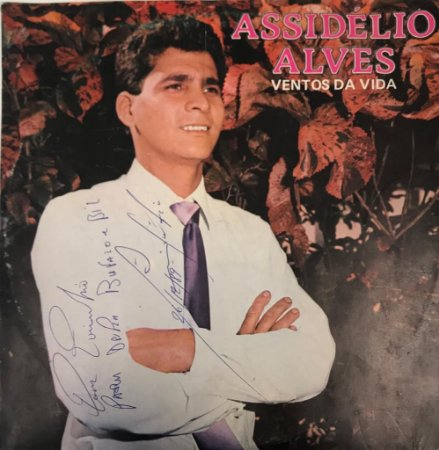 LP - Assidélio Alves - Ventos da Vida