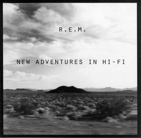 R.E.M. ‎– New Adventures In Hi-Fi