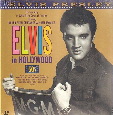 LD - Elvis Presley – Elvis In Hollywood