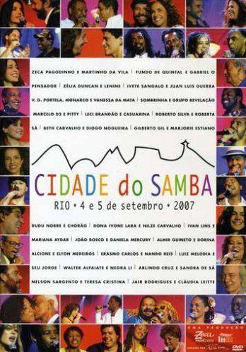 Various – Cidade Do Samba (Rio * 4 E 5 De Setembro * 2007)