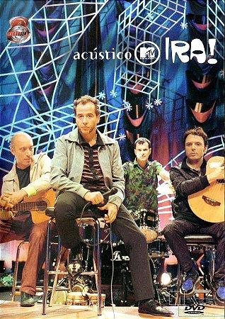 Ira! – Acústico MTV - Duas Vezes Música (Dvd + Cd)