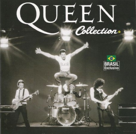 CD - Queen – Collection