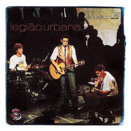CD - Legião Urbana – Acústico MTV