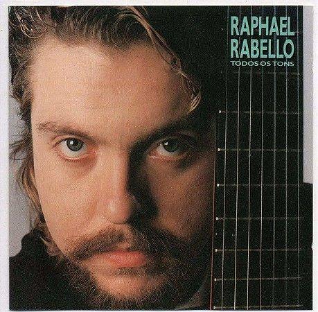 CD - Raphael Rabello – Todos Os Tons