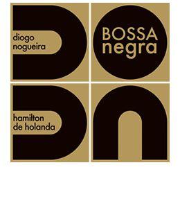 CD - Diogo Nogueira & Hamilton De Holanda – Bossa Negra (Obs: sem a contra capa)