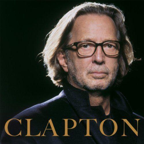 CD -  Eric Clapton – Clapton  ( sem contracapa )
