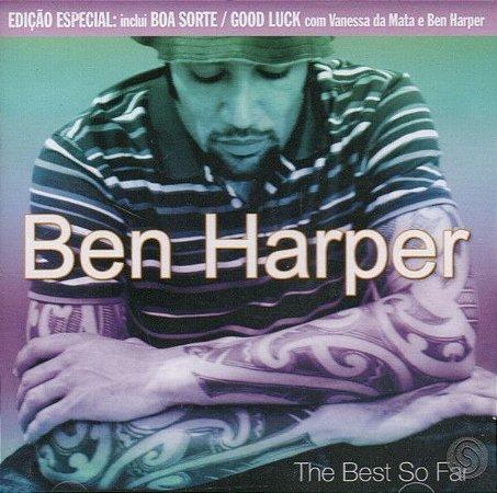 Ben Harper – The Best So Far