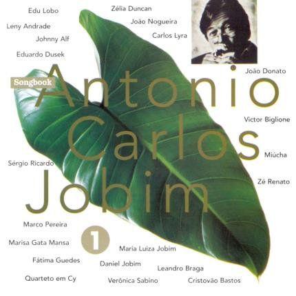 CD - Various - Songbook Antonio Carlos Jobim - Vol. 1