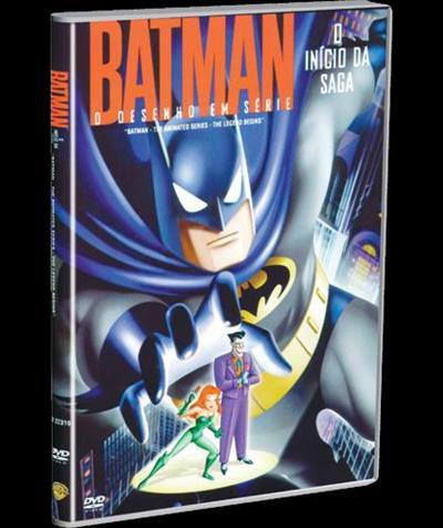 BATMAN: O INICIO DA SAGA (O DESENHO EM SÉRIE) - VOL. 1