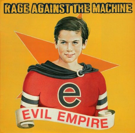CD - Rage Against The Machine ‎– Evil Empire
