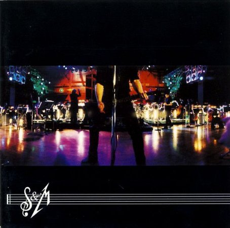 CD - Metallica With Michael Kamen Conducting The San Francisco Symphony Orchestra – S&M (Duplo)
