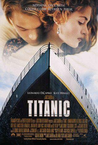 DVD - TITANIC (DVD Simples)