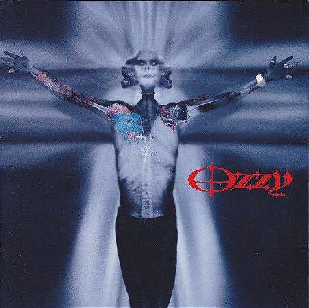 CD - Ozzy Osbourne – Down To Earth