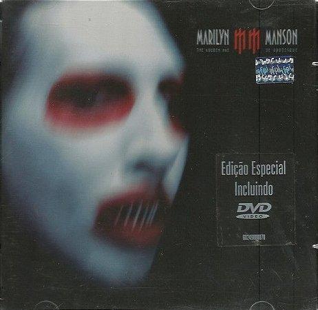 CD + DVD - Marilyn Manson – The Golden Age Of Grotesque