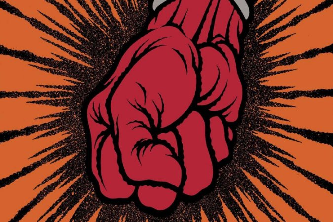 CD +DVD -  Metallica ‎– St. Anger