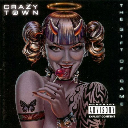 CD - Crazy Town – The Gift Of Game