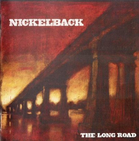 CD - Nickelback ‎– The Long Road