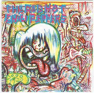 CD - The Red Hot Chili Peppers -  The Red Hot Chili Peppers