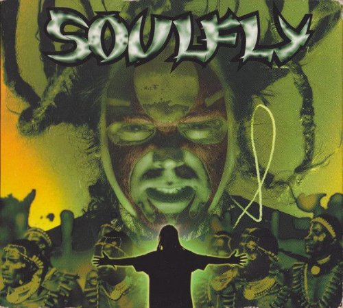 CD - Soulfly – Soulfly (Digipack)