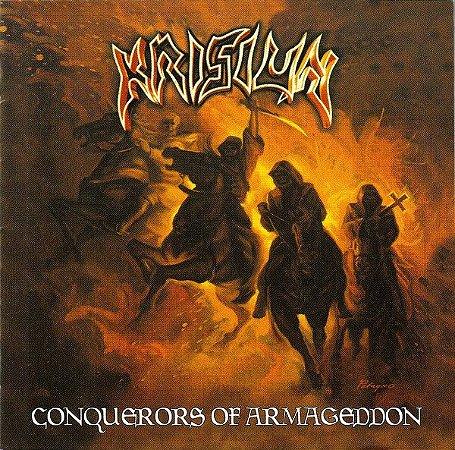 CD - Krisiun – Conquerors Of Armageddon