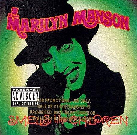 CD - Marilyn Manson – Smells Like Children - IMP
