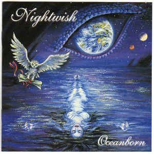 CD - Nightwish – Oceanborn