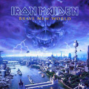 CD - Iron Maiden – Brave New World