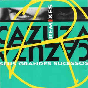 CD - Cazuza – Remixes