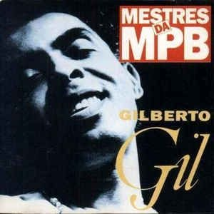 CD - Gilberto Gil – Mestres Da MPB