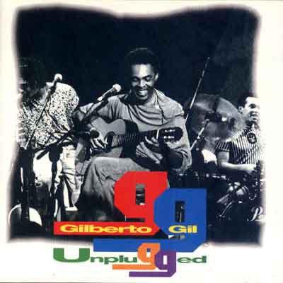 CD - Gilberto Gil – Unplugged