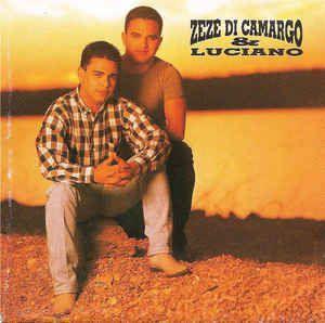CD - Zezé Di Camargo & Luciano – Zezé Di Camargo & Luciano
