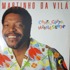CD - Martinho Da Vila – Canta Canta, Minha Gente